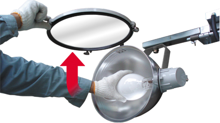 ランプ交換