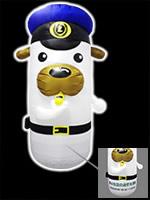 police_shiro